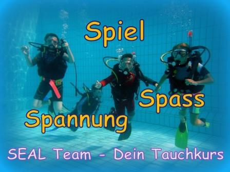 SEAL Spiel-Spaß-Spannung